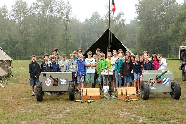 Camp Plumbridge 2014 (vrijdag)