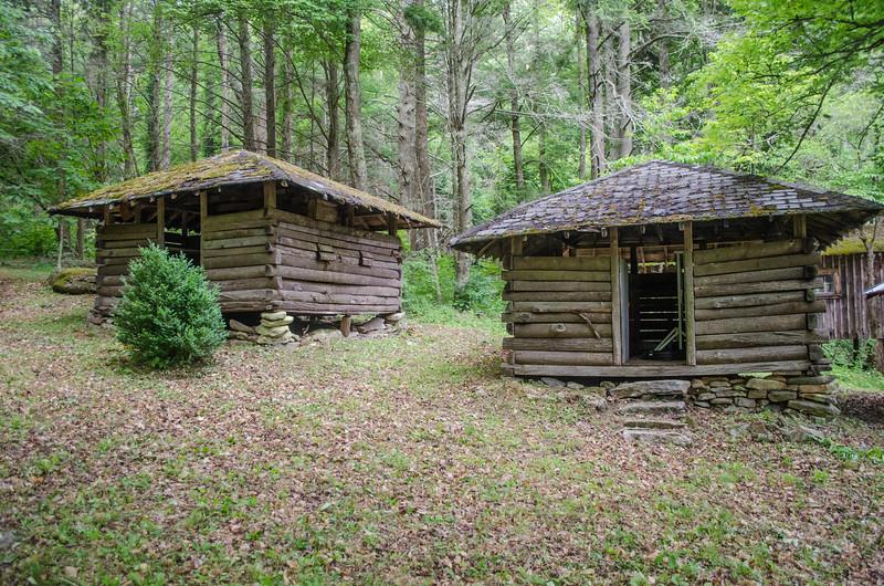 Cabins 9, 8