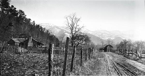 Road to Sequoyah, 1923