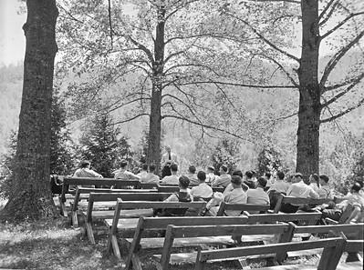 Camp Sequoyah, June 1940