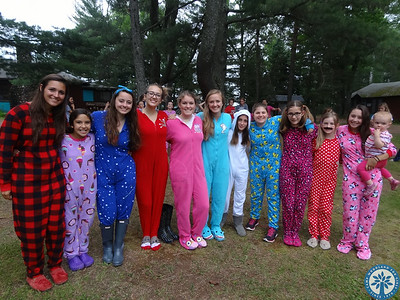 Camper Council - Jammie Party Sponsored by Silverbirch Cabin