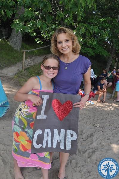 I  heart Camp Day