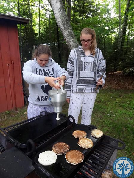 CIT Host Pancake Breakfast & More Woodland Wear!