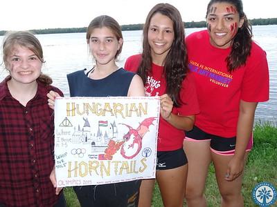 Camp Woodland Olympics!