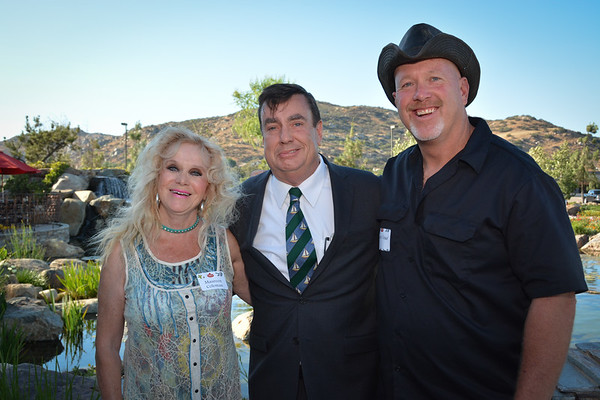 Maureen Coleman, Joel Anderson and Steve Robak