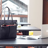 """Grosvenor Place 15"""" Expandable Tote 119-209-BLK"""