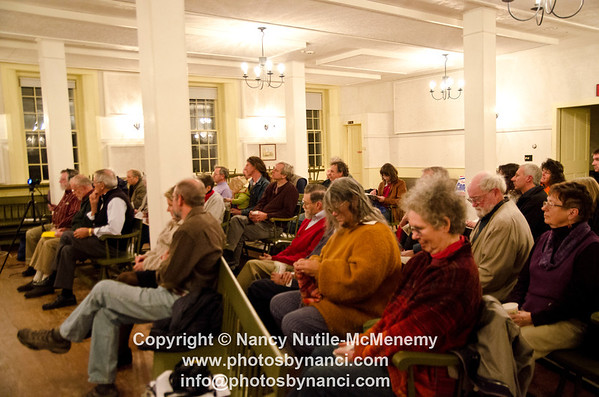 13th Biannual Evelyn Antonivich Candidates Forum Weathersfield Meeting House Weathersfield VT October 16, 2012 Copyright ©2012 Nancy Nutile-McMenemy www.photosbynanci.com More political images: http://www.photosbynanci.com/Obama.html