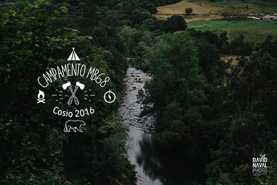 Campamento Cosio 2016