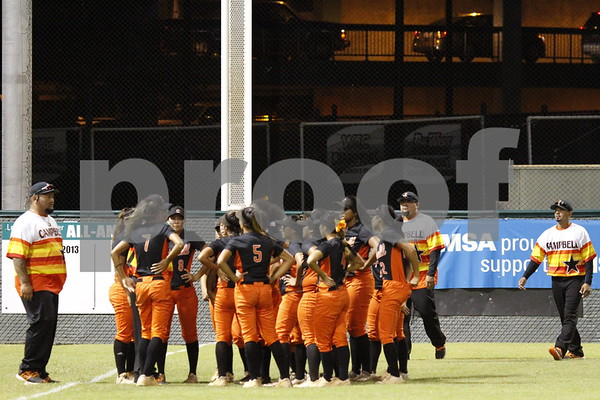 Campbell vs Millilani HHSAA Softball Championship Game 2017