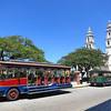 Tranvia de La Ciudad For A Short Tour Of The Central