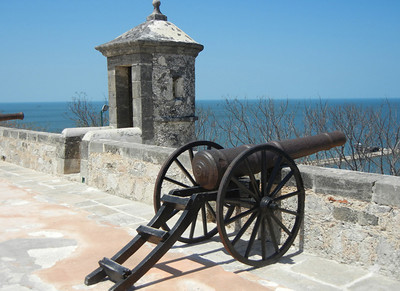 The City Of Campeche, Campeche