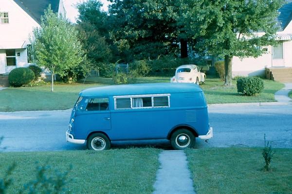 1963 VW Bus (w/Camper Kit)
