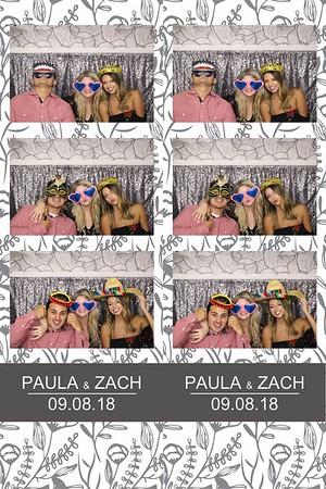 Paula and Zach