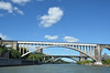 Even MORE bridges! Nice day too.