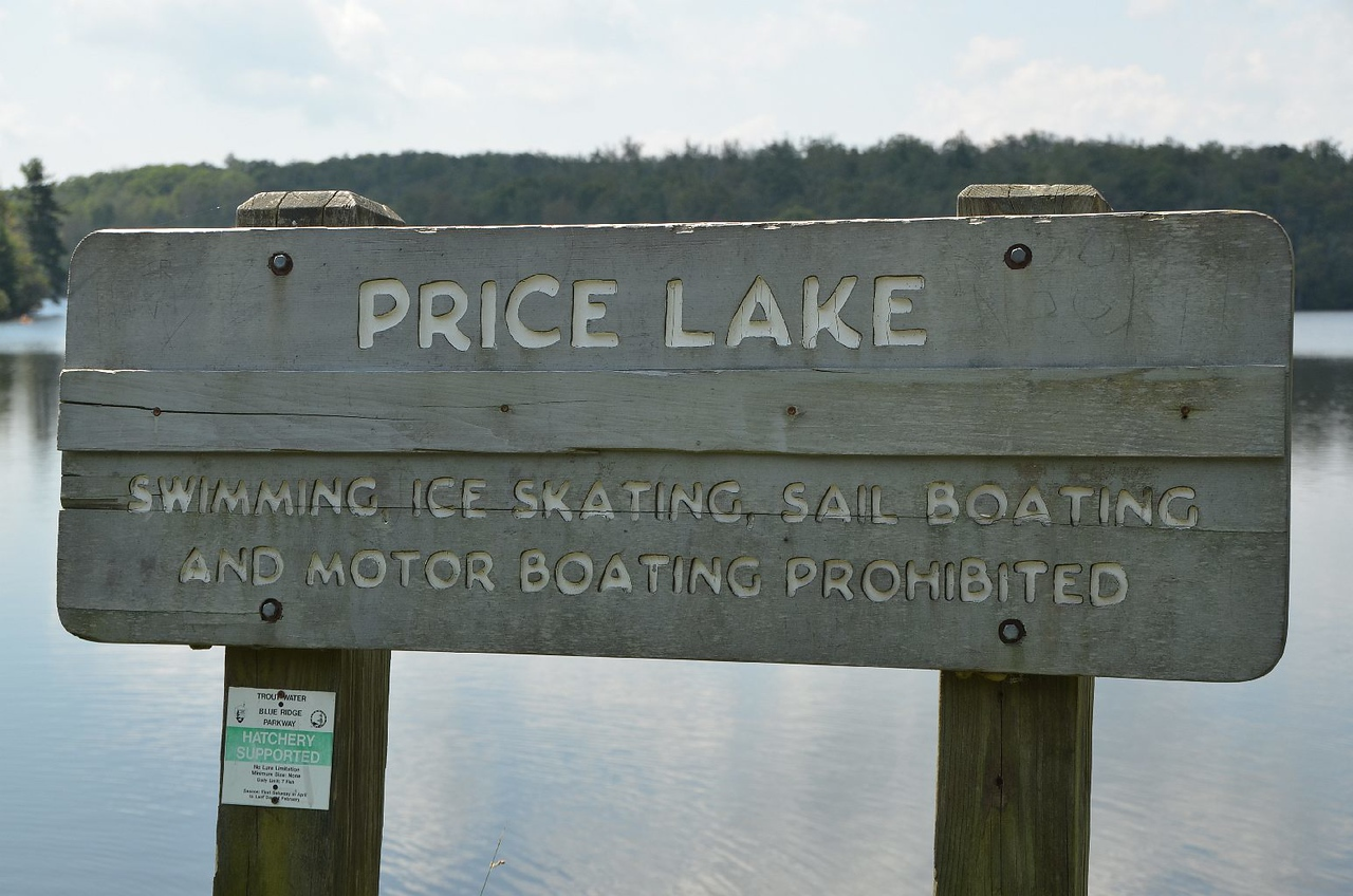 4384, 4386 --  Price Lake. Look, but don't touch!