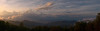 Sunday night panorama. Patience paid off. WOW!!!