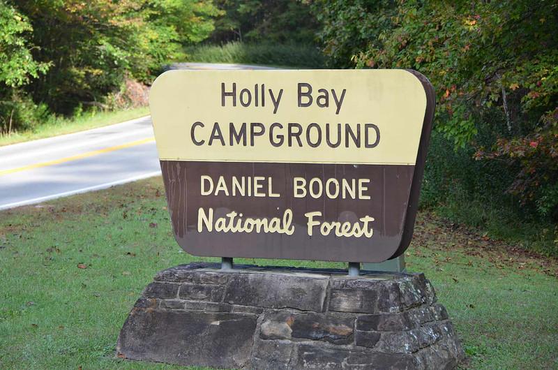 4249 - Holly Bay Campground, Kentucky.