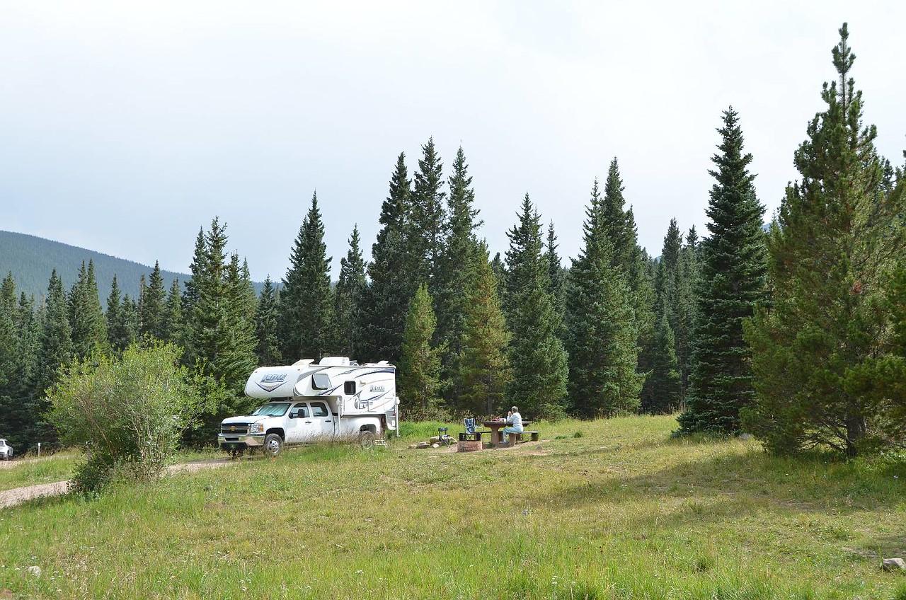 Day 6,7 Bear Lake CG NF, CO_8568-C