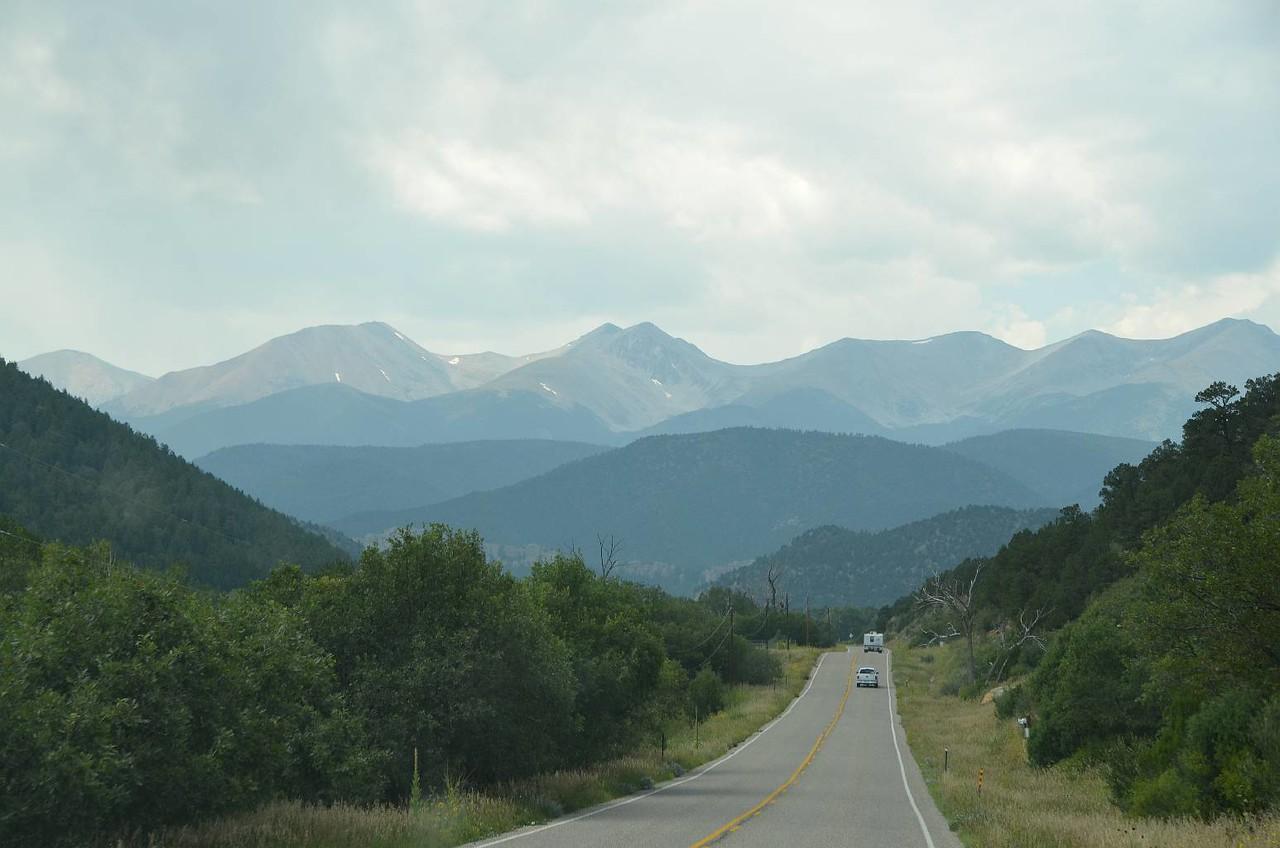 Hmmmm.... mountains.... hmmmmm.