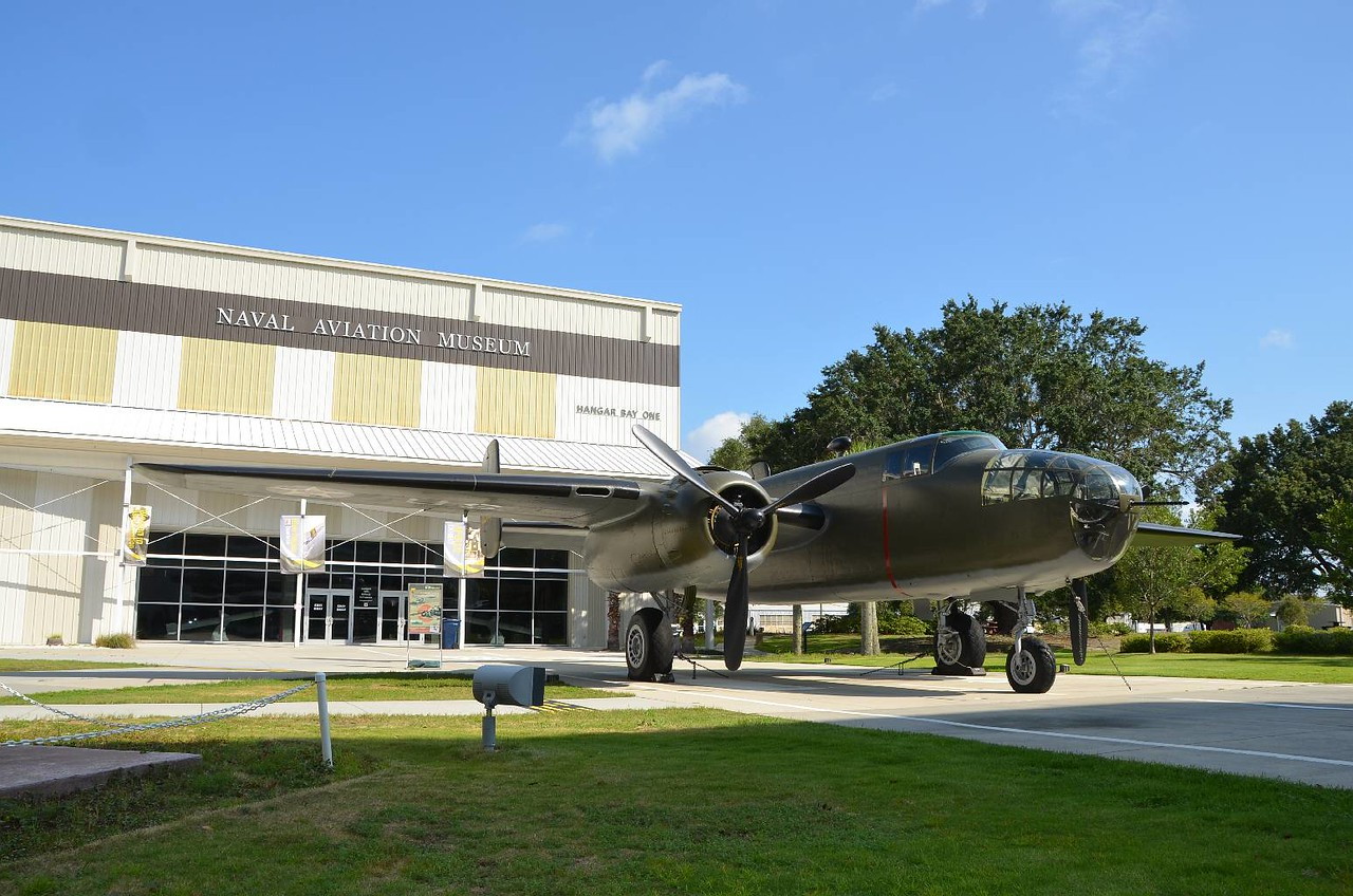 Day 2 Naval Aviation Museum_8385-C