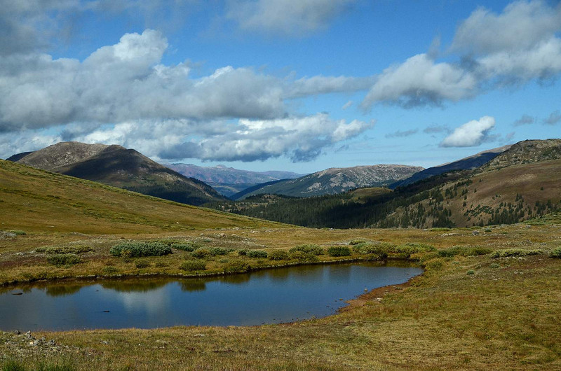 6794 - A view from Independence Pass. Worth the climb.