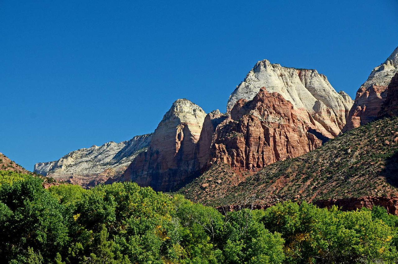 222 - Zion NP South CG #104 UT_8912A-C