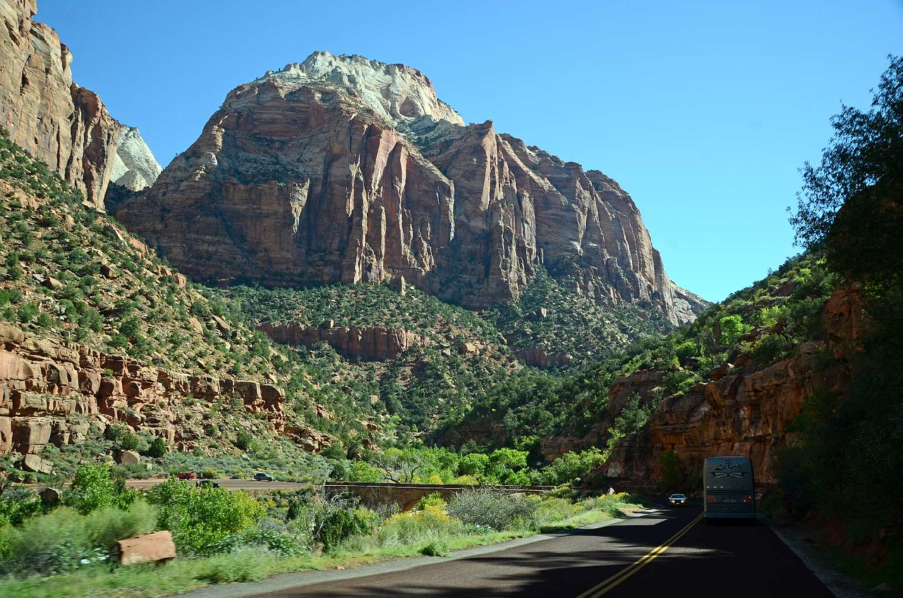 222 - Zion NP South CG #104 UT_8769A-C