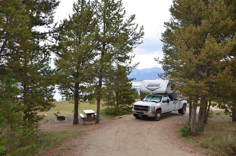6632 - I give up. Just about every other day we find ourselves at the complete ultimate perfect amazing campsite.
