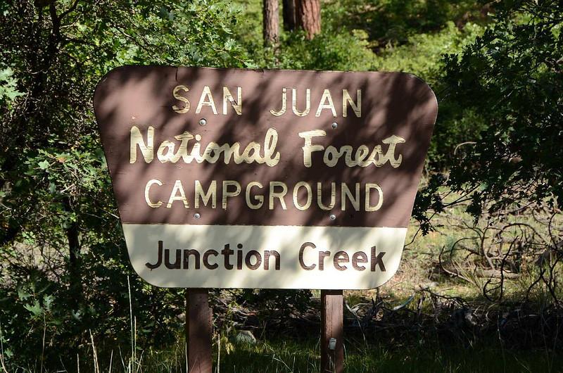 218 - Junction Creek CG #D4, Durango CO_7502-C