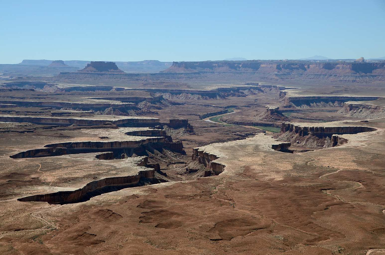 8285 - Well, I guess this is why it's called 'Canyonland'!