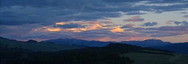 216 - Weminuche Wilderness-Sunset_7336-C