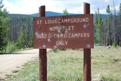 St Louis Campground