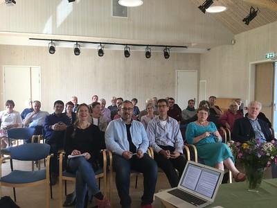 Rpresentantskapsmøte på Rotvoll 2017
