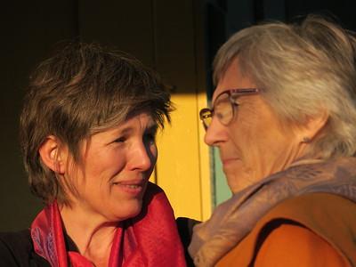 Ulrike og Anne