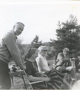 1970 Niels Gustav Hertzberg, kone Hertzberg, Ulla Geelmuyden?, nn
