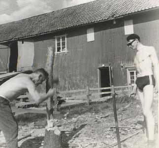 1968 Trygve Thornes, Bjørn Haugen