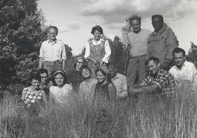 IVS-Internasjonal dugnadleir, Vidaråsen 1967