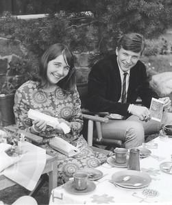 1971 Inger og Terje Syrstad giftet seg.