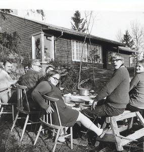 Foran Falkberget hus 1969 1970
