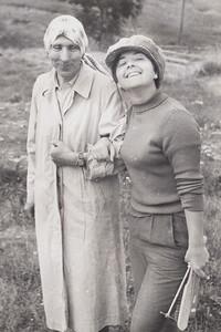 Ivar Bjelke Milada Havlikowa 1977