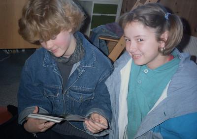 Agne og Johanna