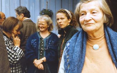 Mariann Tellmann Hege Nesheim Therese Storn Nina Oyens Vå jubileum 1996