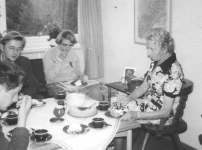 Bestemor på Steffens