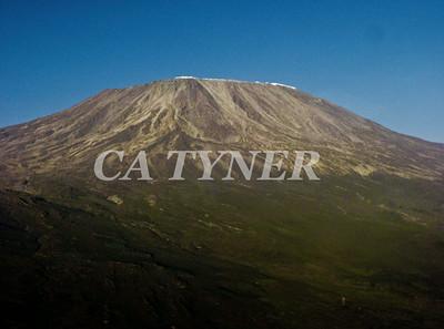 Kanzi Flight Mt Kilimanjaro Kenya Africa 3