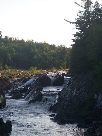 Jay Cooke State Park, Aug 2007