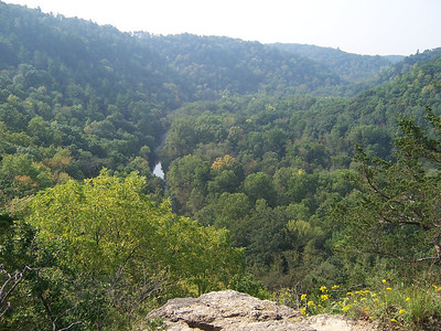 Whitewater State Park, Sept 2005