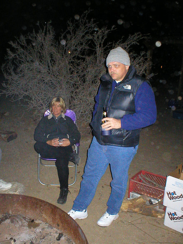 """TrailTrekker and HPShiker. The cold reality of """"five hours till midnight"""" has set in"""
