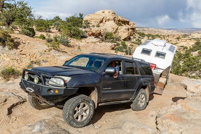 Canyonlands Dollhouse Trail-43