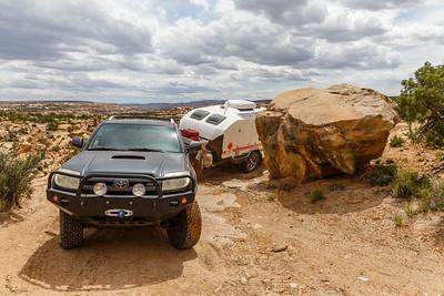 Canyonlands Dollhouse Trail-5