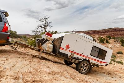 Canyonlands Dollhouse Trail-40